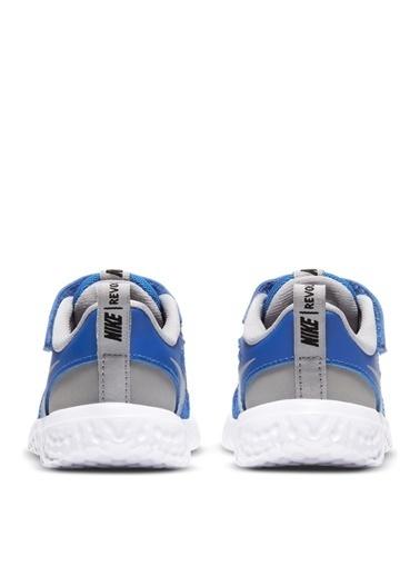 Nike Nike Köpük KauÇuk nlı Bebek Yürüyüş Ayakkabısı Mavi